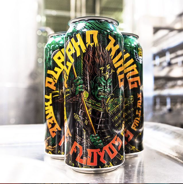 Alpha King 16oz Cans - PICK-UP ONLY