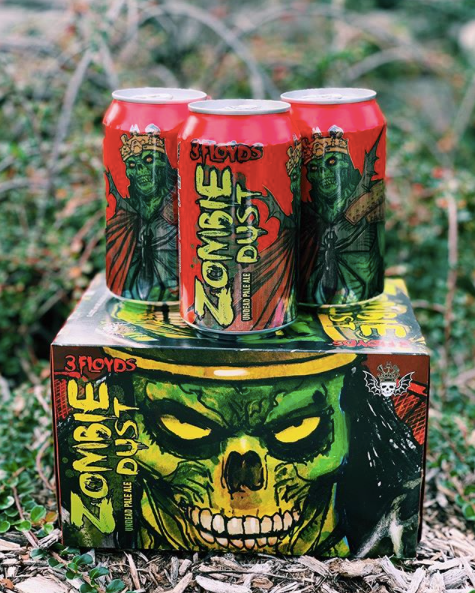 Zombie Dust 12oz Cans - PICK-UP ONLY