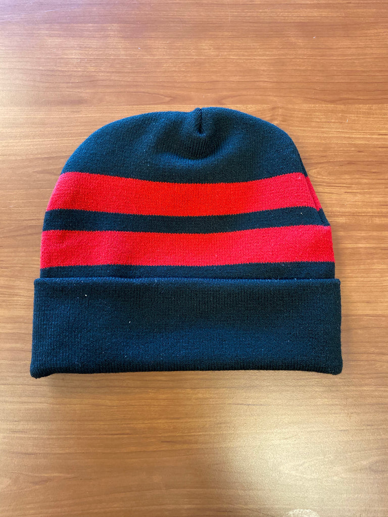 Tank Hat Black and Red