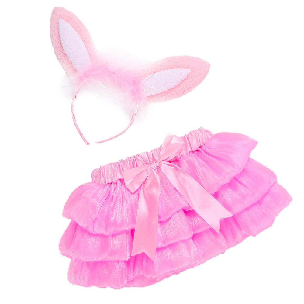 Cutie Collections 2-Piece Bunny Tutu Set - SE Collegiate Gifts