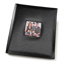 Load image into Gallery viewer, Faux Leather Album - 8.5 x 11 inches White - SE Collegiate Gifts