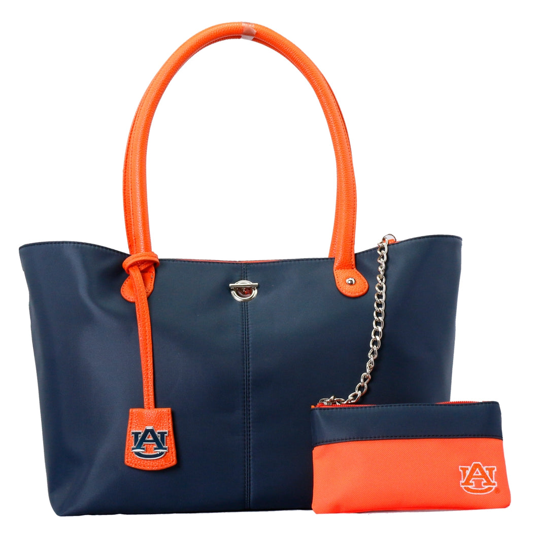 Auburn The Pamela Handbag - SE Collegiate Gifts