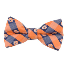 Load image into Gallery viewer, NCAA Checkered Bow Tie