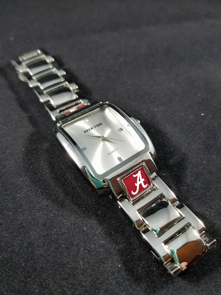 Mens Dressy NCAA Watch - SE Collegiate Gifts