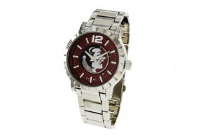 Florida State Seminole Mens Logo Watch - SE Collegiate Gifts