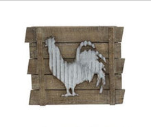 Load image into Gallery viewer, Country Animal Plank Wall Art - Choice of Design - SE Collegiate Gifts