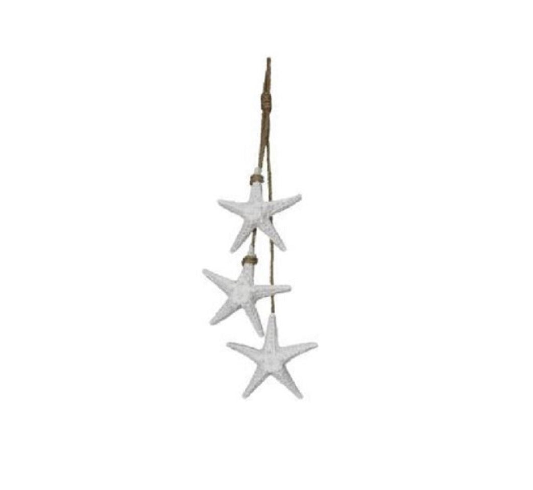 Youngs Inc Hanging Resin Starfish