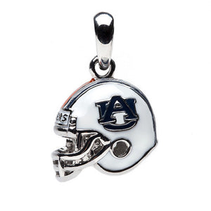 Auburn Football Helmet Charm Pendant by Stone Armory - SE Collegiate Gifts