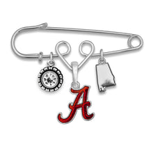 Load image into Gallery viewer, Home Sweet School Any College Brooch - SE Collegiate Gifts