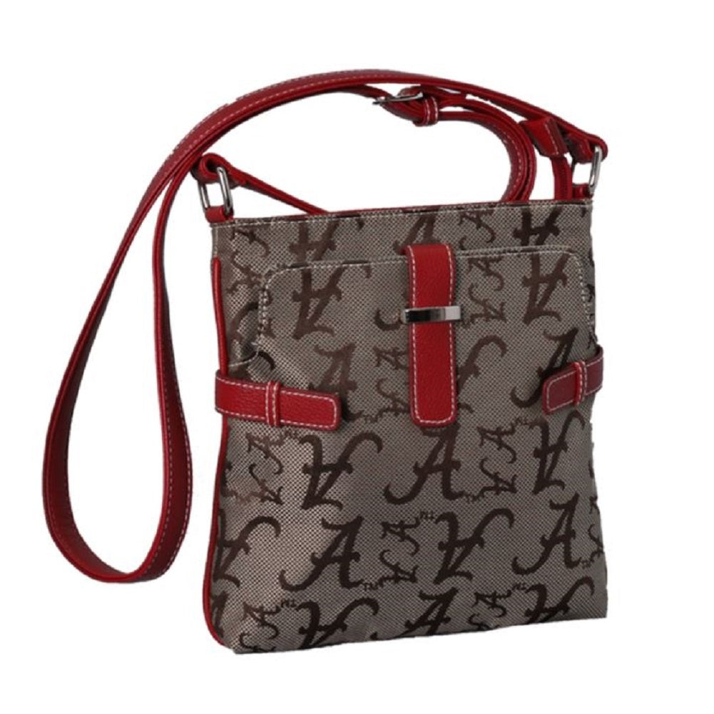 Alabama Signature Crossbody Chrissy - SE Collegiate Gifts