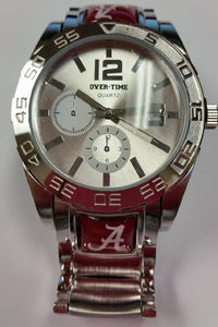 Alabama Mens Sports Watch - SE Collegiate Gifts