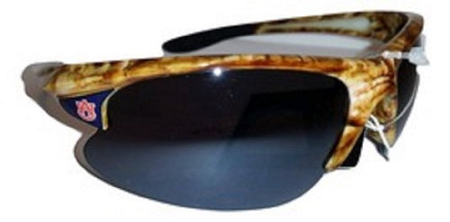 Auburn Rimless Wrap Sunglasses - SE Collegiate Gifts