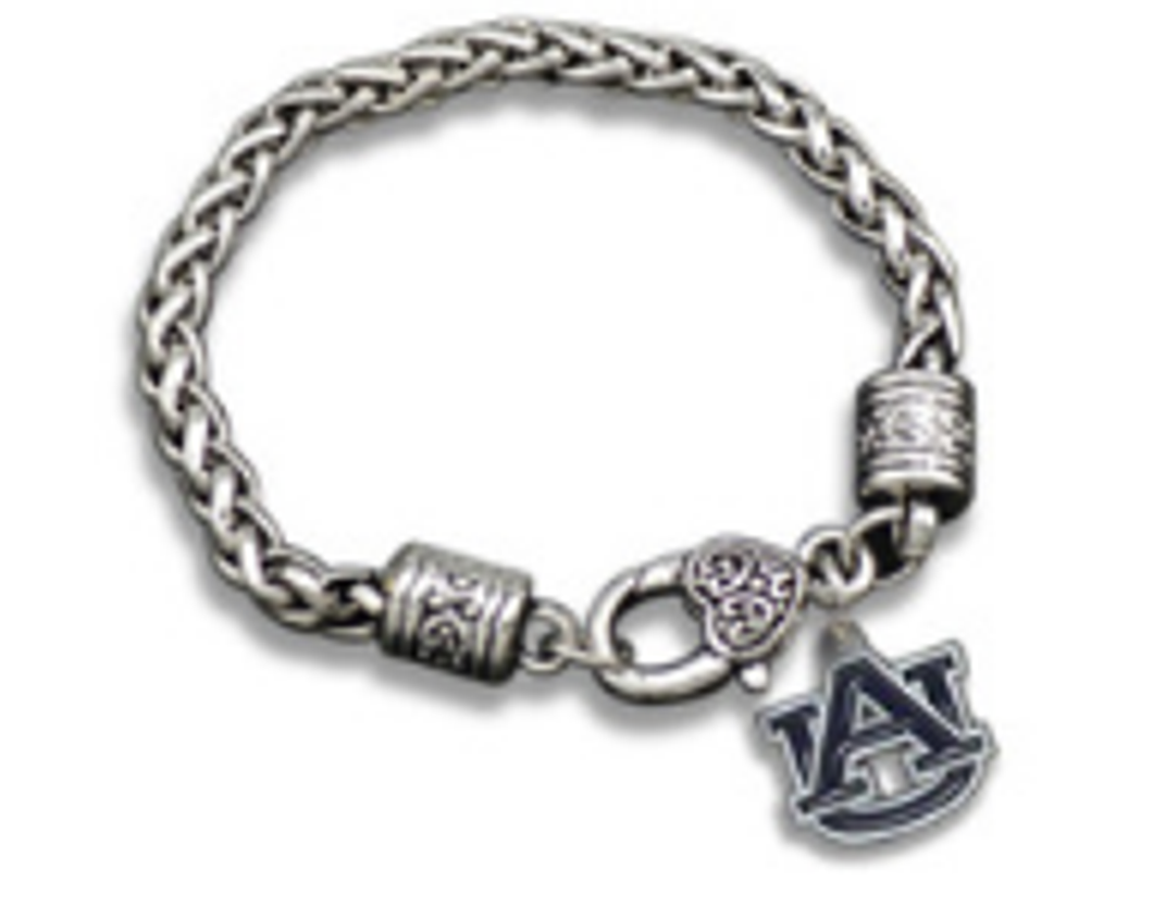 Auburn Friendship Bracelet - SE Collegiate Gifts