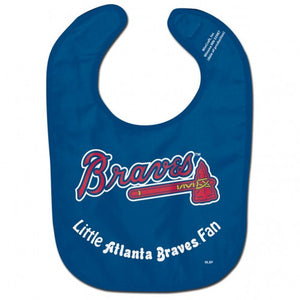 Atlanta Braves All Pro Baby Bib - SE Collegiate Gifts