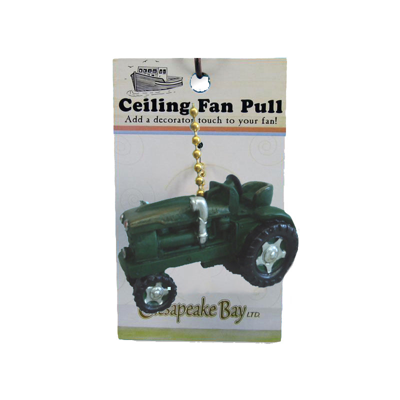 Fan Pull, Green Farm Tractor - SE Collegiate Gifts