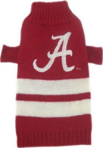 Alabama Crimson Tide Dog Sweater - SE Collegiate Gifts