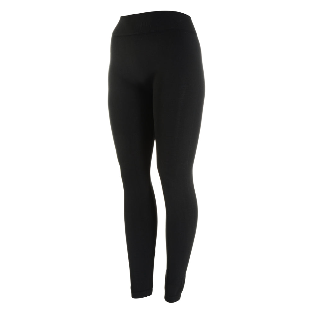 Ladies Full Length Fleece Leggings, New Mix by New Kathy - SE Collegiate Gifts