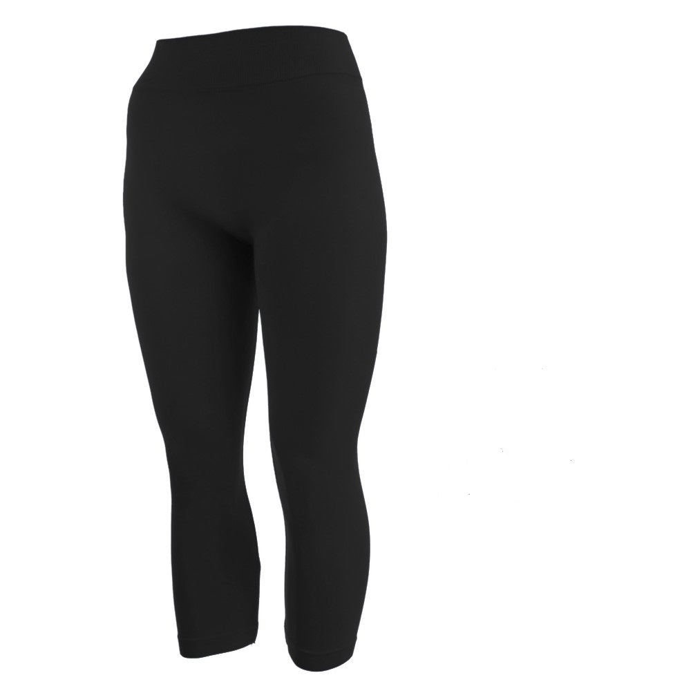 New Mix / New Kathy Plus Size Capri Length Leggings - SE Collegiate Gifts