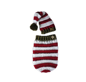 Baby Elf Sack with Hat - SE Collegiate Gifts