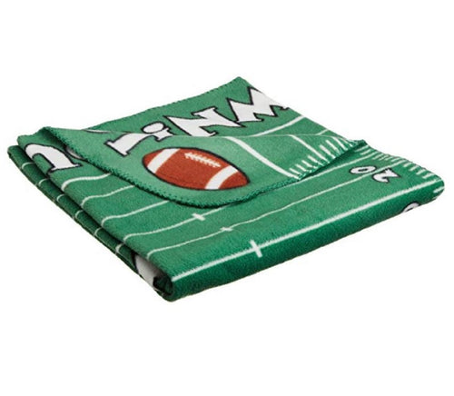 Touchhdown Fleece Throw