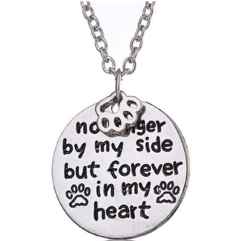 Pet Memorial Necklace - SE Collegiate Gifts