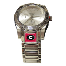 Load image into Gallery viewer, Georgia Bulldogs Mens Sports Watch - SE Collegiate Gifts