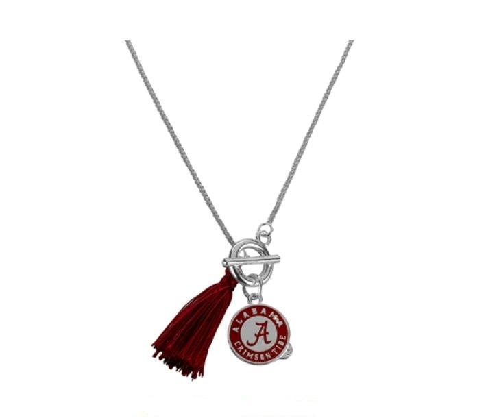 Alabama Crimson Tide Norma Necklace - SE Collegiate Gifts