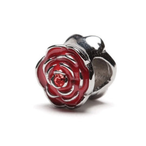 Rose Bead Charm - SE Collegiate Gifts