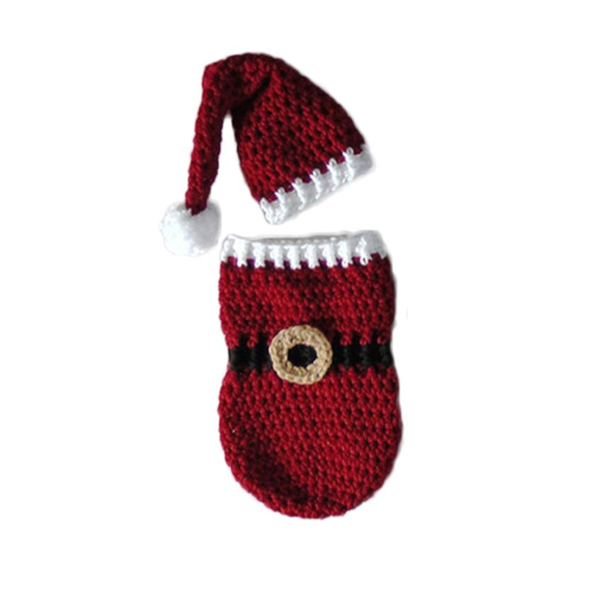 Baby Santa Sack with Hat - SE Collegiate Gifts