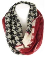 Load image into Gallery viewer, University of Alabama Zip Code Scarf