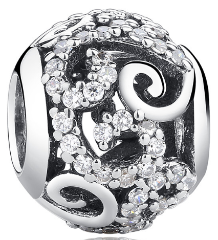 Scrollwork Bead - SE Collegiate Gifts