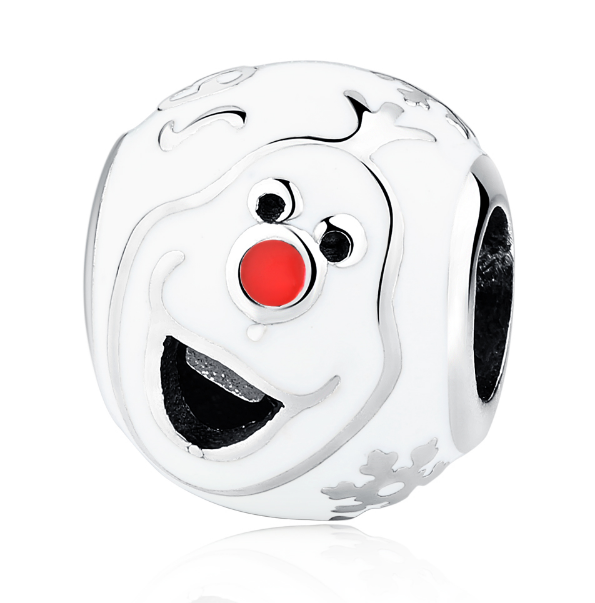 Snowman Bead - SE Collegiate Gifts
