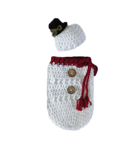 Baby Snowman Sack with Hat - SE Collegiate Gifts