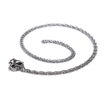 Load image into Gallery viewer, Stainless Steel Forever Necklace