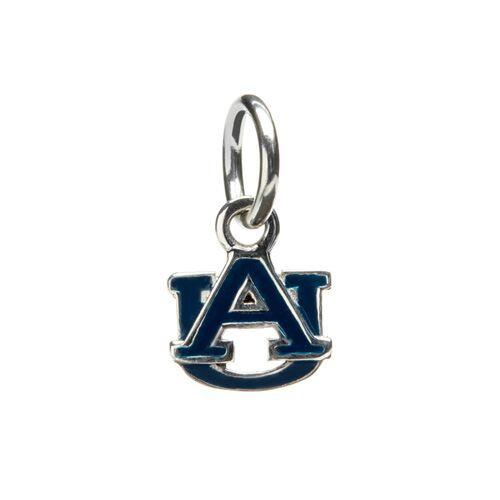Auburn Blue AU Dangle Charm - SE Collegiate Gifts