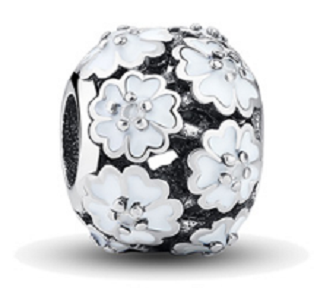 Daisy Meadow Bead - SE Collegiate Gifts
