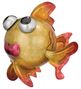 Bubble Fish Decor MED - SE Collegiate Gifts