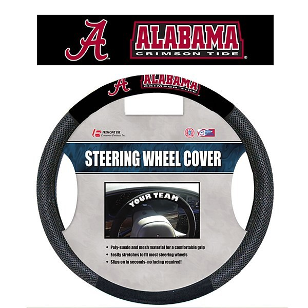 University of Alabama Mesh Steering Wheel Cover