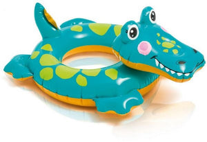 Big Animal Swim Ring - Choice of Monkey or Crocodile - SE Collegiate Gifts