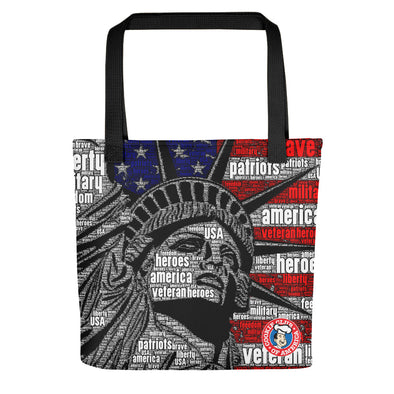 Lady Liberty - Tote bag