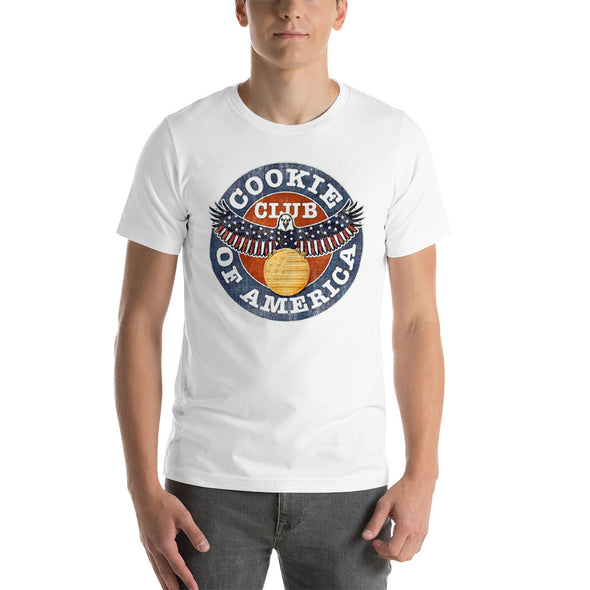 CCA - Eagle Logo - Short-Sleeve Unisex T-Shirt