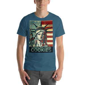Bring Me Your Cookies - Short-Sleeve Unisex T-Shirt
