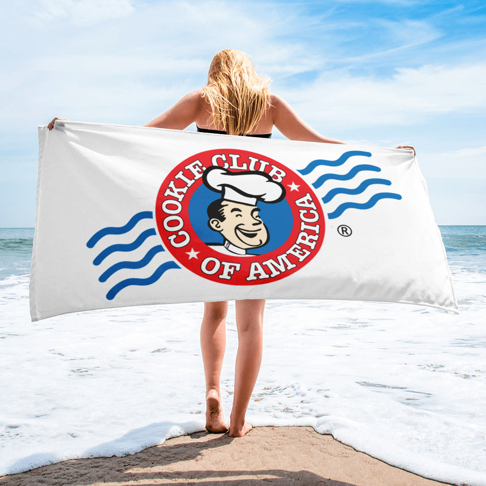 CCA Wave Towel