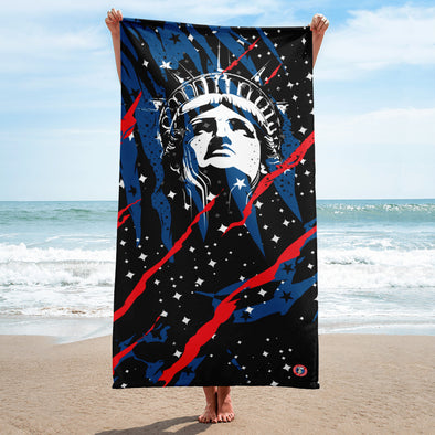 Liberty - Beach Towel