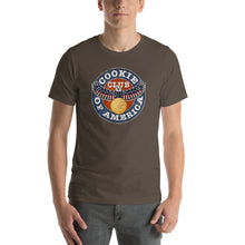 Load image into Gallery viewer, CCA Eagle Logo - Short-Sleeve Unisex T-Shirt