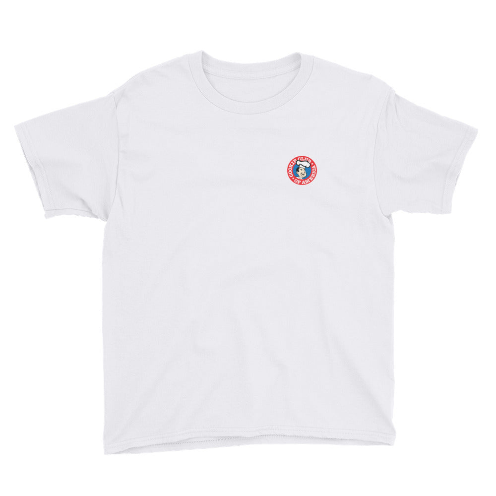 CCA Youth Short Sleeve T-Shirt