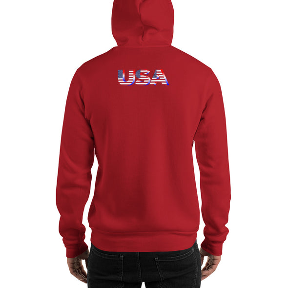 CCA Eagle Hooded Sweatshirt