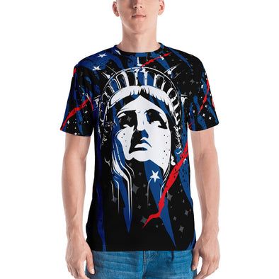 Liberty - Men's T-shirt