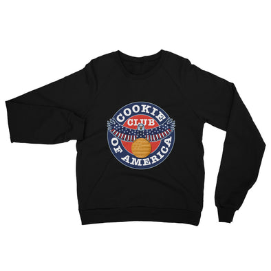 Unisex California CCA Eagle Fleece Raglan Sweatshirt