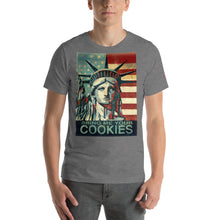 Load image into Gallery viewer, Bring Me Your Cookies - Short-Sleeve Unisex T-Shirt